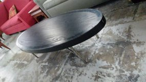 BLACK TOP COFFEE TABLE in Camp Lejeune, North Carolina
