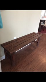 Handmade Wooden Benches in Fort Lee, Virginia
