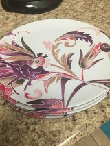 4 Melamine Plates in Travis AFB, California