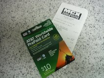 $10 AT&T Worldwide PrePaid Card in 29 Palms, California