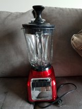 Hamilton beach blender red in Fairfax, Virginia