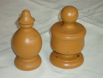 """pr.  6"""" wood finials in St. Charles, Illinois"""