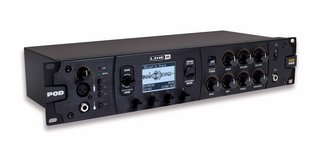 Line 6 POD HD Pro Guitar Effects Rack Processor in Wiesbaden, GE