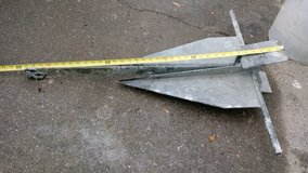 "36"" Danford boat anchor in Vacaville, California"