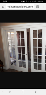 ISO SLIDING.FRENCH DOOR INSTALLATION in Bolingbrook, Illinois