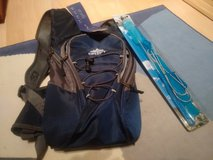 BRAND NEW: Hydration Backpack with 2 Liter Water Bladder & cleaning kit in Ramstein, Germany