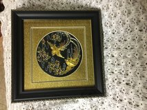 Framed Embroidery and beadwork from Far East in Quad Cities, Iowa