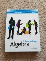 Alg 90 Intermediate Algebra Textbook in Camp Lejeune, North Carolina