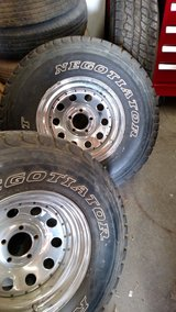 Jeep tires and rims in Alamogordo, New Mexico