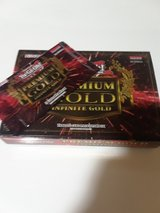 yu gi oh sealed 1st edition pack in Fort Irwin, California