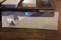 ceramic tile counter top with sink/faucet in Fort Wayne, Indiana