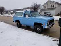 1979 k5 4x4 in Shorewood, Illinois