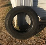 Michelin 255/80R22.5 motorhome tires in Leesville, Louisiana