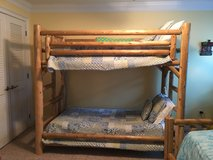 Twin over Twin Bunk Bed Set in Wilmington, North Carolina