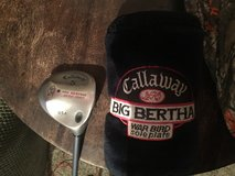 Callaway 5 big Bertha war bird in Bolingbrook, Illinois