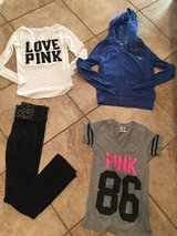 Victoria secret pink clothes cheap ! in Leesville, Louisiana