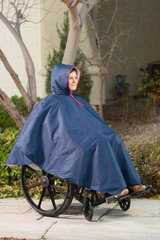 Wheel chair winter poncho in Bolingbrook, Illinois