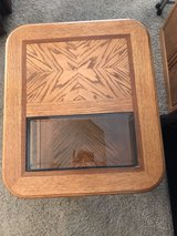 End tables OAK set of 2 in Fort Campbell, Kentucky