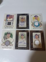 allen and ginter signed cards in Fort Irwin, California
