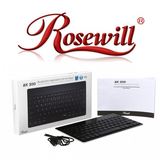 Rosewill Ultra-Slim Mini Bluetooth 3.0 Wireless Keyboard with Stand in 29 Palms, California