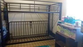 Used Bunk Bed Just Frame in Warner Robins, Georgia