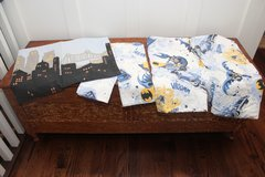 Batman Full Sized Sheet Set with Pillowcases - 2 Sets in Sandwich, Illinois
