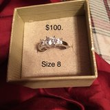 Qvc Ring size 9 in Morris, Illinois