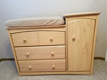 Changing table/ dresser in Glendale Heights, Illinois