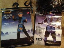 boys ninja costumes in Yorkville, Illinois