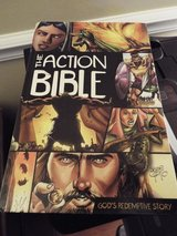 The Action Bible (Hard Cover) Excellent! in Camp Lejeune, North Carolina