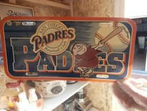 Padres sign in 29 Palms, California
