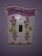 Princess light switch cover in Clarksville, Tennessee