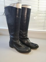 Tall riding boots wide calf Nine West in Travis AFB, California