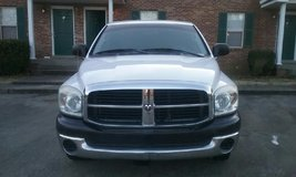 White 2008 Dodge Ram 1500 in Fort Campbell, Kentucky