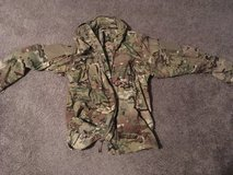 Multicam softshell in Fort Carson, Colorado