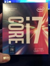 Intel I7 7700 Processor in Fort Hood, Texas