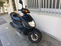 Yamaha CygnusX AT 125cc Scooter in Okinawa, Japan