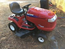 Craftsman riding mower in Warner Robins, Georgia