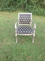 Vintage chair in Fort Polk, Louisiana
