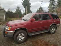 1997 Toyota 4runner 5speed dual exhaust remote start in Fort Lewis, Washington