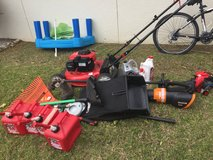 Lawn Mower and More in Okinawa, Japan
