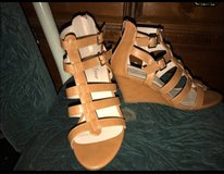 size 9 forever wedges (nude) in Vacaville, California
