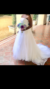 Alfred Angelo Wedding Dress!!!! in Los Angeles, California