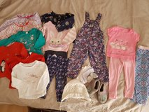 2T Girl clothes (37 pieces) in Ramstein, Germany