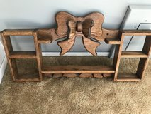 Solid Oak Trinket shelf 33x18 in Fort Leonard Wood, Missouri