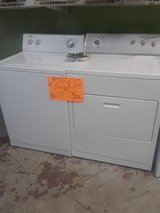 Mix & Match Washer & Dryer in Wilmington, North Carolina