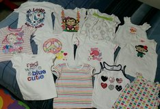 Size 3T Girl's Shirt Lot (12 Total) in Alamogordo, New Mexico