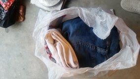 BAG OF MEN CLOTHES in Bolingbrook, Illinois
