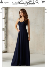 House of brides beautiful lavender dress in Naperville, Illinois