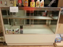 GLASS RETAIL DISPLAY CASE WITH 2 DRAWERS in Camp Lejeune, North Carolina